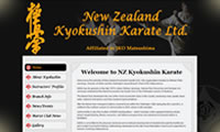 NZ Kyokushin Karate